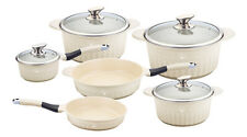 High Quality royalti LIGNE céramique cuisinier Set Casserole induction Poêle