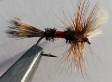 Royal Wulff #12; 1 Dozen Trout Fishing Flies