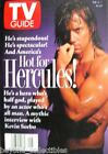 TV GUIDE 1997 - XENA - HERCULES TLJ - KEVIN SORBO COLLECTOR COVER - NEW & MINT