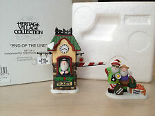 Dept 56 - North Pole End of The Line