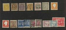 Iceland nice lot of better stamps high catalog value