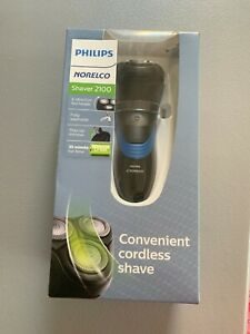 Philips Norelco Series 2100 Rotation Shaver S1560/81 Electric Black Washable