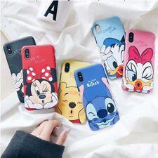 Cartoon Anime Disneys Phone Case For For iPhone