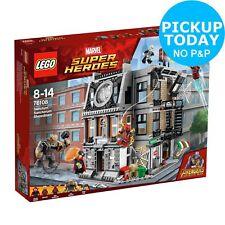 LEGO Marvel Super Heroes Sanctum Sanctorum Showdown - 76108 - Argos eBay