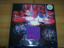 "Simple Minds - Promised You A Miracle - 10 "" Single - Includes Poster"