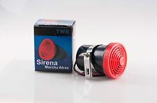 Avertisseur de recul Beeper Signal Buzzer Alarme Voiture Alert 24 V