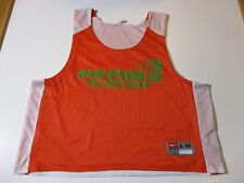 STAR SPANGLED GIRLS LACROSSE TOURNAMENT NIKE BRAND 2-SIDED PINNIE / JERSEY-S/M