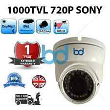 1000TVL HD 2.8-12mm Lens IR-CUT Night Vision Indoor Dome CCTV Security Camera