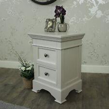 Tables de chevet et rangements gris 2 tiroirs pour la maison
