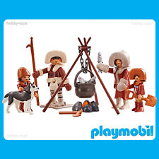 * Playmobil Polar Arctic * Eskimo Family & Accessories * New Sealed in Packet *