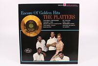 Encore of The Golden Hits The Platters Mercury Records 33 RPM Vinyl Record LP