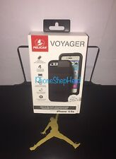 NEW Pelican Progear Voyager Case w/Holster for iPhone 5s SE / 5S / 5 BLACK
