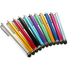 10x Universal Metal Touch Screen Pen Stylus For iPhone iPad Tablet Phone Hot SK