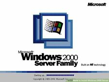 Windows Recovery Disc PICK ONE 95 98 ME 2000 Server - Install Reinstall Restore