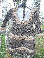 NUOVO costume carnevale bambina  vintage
