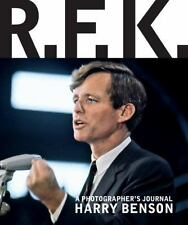 RFK: A Photographer's Journal-ExLibrary