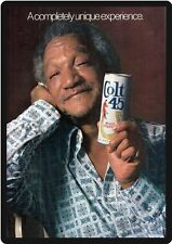 Colt 45 Beer A Completely Unique Experience Refrigerator Magnet