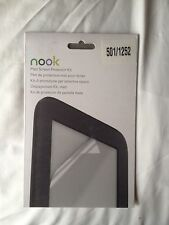 "Brand New Nook 6"" SIMPLE TOUCH Matt Screen Protector Kit"