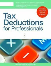 Tax Deductions for Professionals-ExLibrary