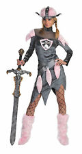 Barbarian Babe Adult Costume Halloween Medieval Ancient Renaissance Disguise 126