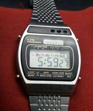 Timeton alte Vintage Lcd Uhr, 70/80er Jahre
