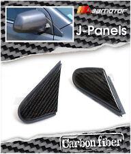 Carbon Fiber Mirror Side J-Panel Set 2PCS for Mitsubishi Evolution X EVO 10 CZ4A