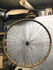Vintage RARE Wood Rim Wheel Bike Wood RIM 36 Hole Prewar Bicycle Rim!