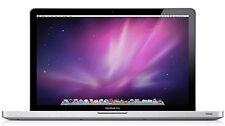 Apple Macbook Pro 15.4' Notebook Model:A1286, Intel Core i7, 16GB RAM, 600GB SSD