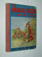 The Animal Book Enid Blyton c 1927 1st edition Warwick Reynolds Roland Green