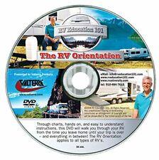 Valterra LLC A024000 RV Orientation DVD
