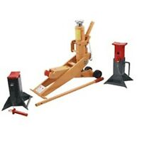 FORKLIFT JACK WITH 2 STANDS (JACK 8800LB)