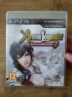 Dynasty Warriors 7 Xtreme Legends PS3 Playstation 3 Game Complete - Free P&P
