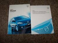 2007 Mazda5 Mazda 5 Owner Operator Manual User Guide Sport Touring Grand