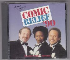 The Best of Comic Relief '90 by Various Artists - Rhino 1990