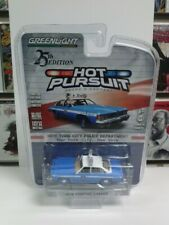 Greenlight Hot Pursuit series 25 1976 Pontiac LeMans 1/64 (Chase/Grey Tires)NYPD