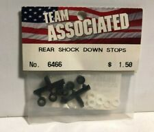 Team Associated 6466 Front or Rear Shock Down Stop Travel Limiters RC10 NIP RC