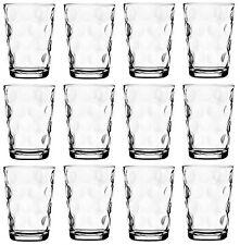 Pasabahce Space Trinkgläser, Wasserglas, Saftglas, 12 x Trinkgläser