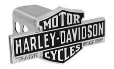Harley Davidson Vintage Bar & Shield Emblem Tow Hitch Cover Plug