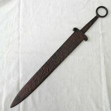 Ancient Old Metal Iron Sarmatian Sword Akinak 4-3 century BC.