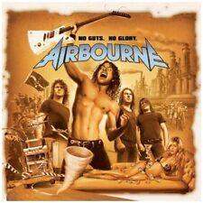 Airborne - NO GUTS NO GLORY Nuevo Cd Álbum