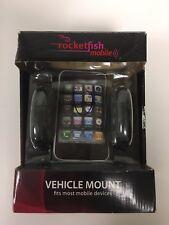 rocket fish mobile vehicle mount for iphone & smartphones