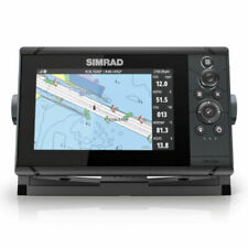 SIMRAD Cruise 7 ROW Base Chart 83/200 XDCR art. 000-14999-001