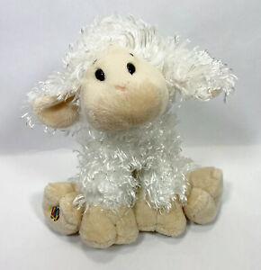 Webkinz Ganz LAMB Plush 8in Stuffed Animal Toy HM201