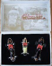 1:43 GMP 7683 Konstant Hot Spl. 3-car set. Dirt, Midget & Sprint cars