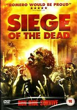 Siege Of The Dead (Rammbock). Superior German Zombie Flick. New In Shrink!
