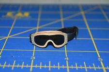 """1:6 scale Dark Tinted Tan Beige Goggles Eyewear for 12"""" Action Figures C-199"""