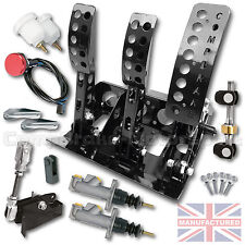 FORD FOCUS REMOTE CABLE PEDAL BOX+ KIT A - COMPBRAKE CMB6150-CAB-KIT