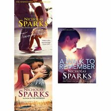 Nicholas Sparks Collection 3 Books Set Two by Two, See Me, A Walk To Remember