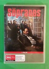 4 DVD Set - The Sopranos - Season 5 Complete