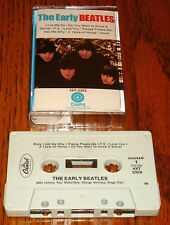 THE BEATLES CASSETTE THE EARLY BEATLES